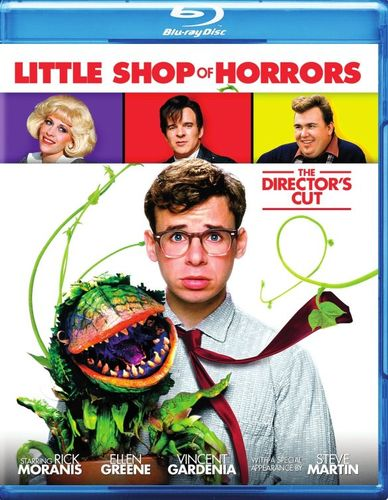 Little Shop of Horrors [The Director's Cut] [Blu-ray] [1986] 33483053