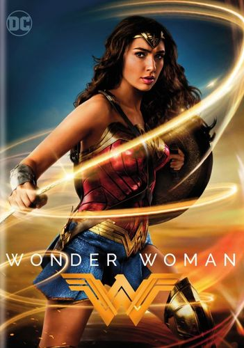 Wonder Woman [Special Edition] [2 Discs] [DVD] [2017] 33483062