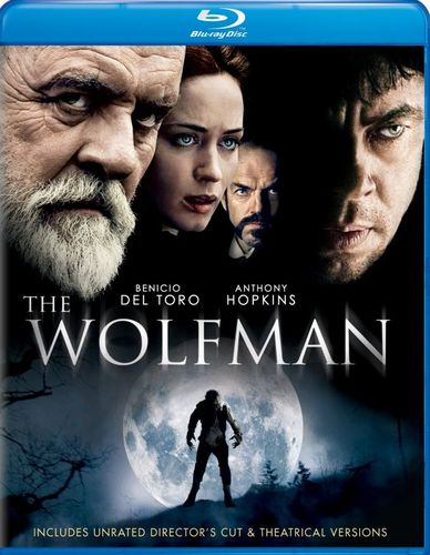 The Wolfman [Unrated Director's Cut] [Blu-ray] [2010] 33487164