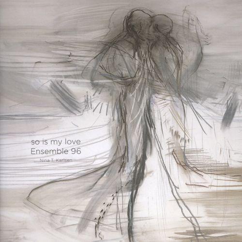 So is My Love [CD & Blu-Ray] 33489286