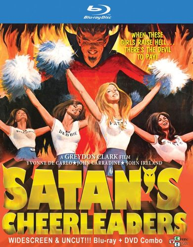 Satan's Cheerleaders [Blu-ray] [1977] 33492728