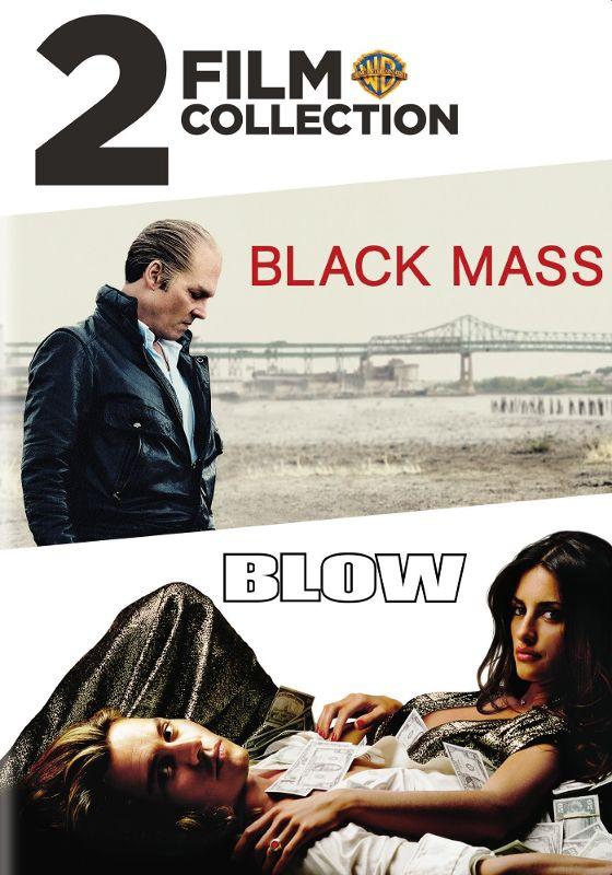 Black Mass/Blow [DVD] 33497623