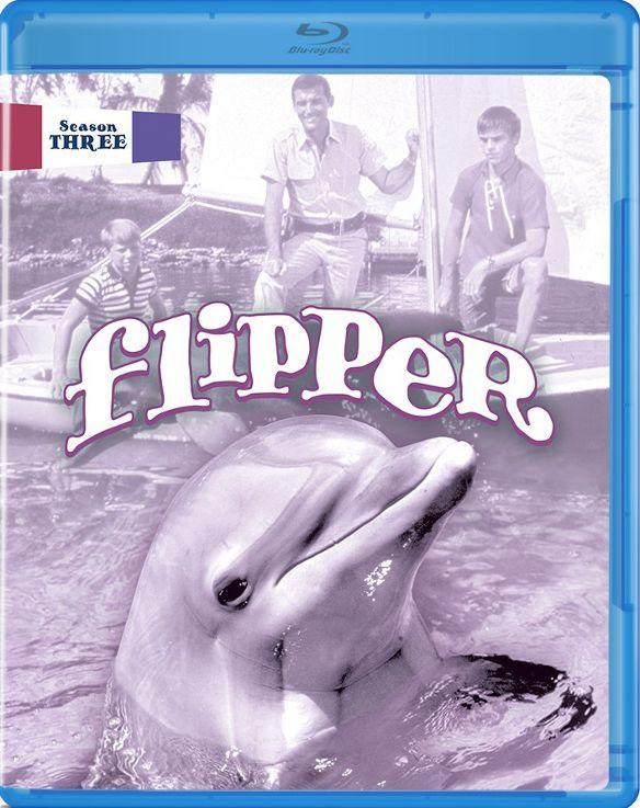 Flipper: Season 3 [Blu-ray] 33510651