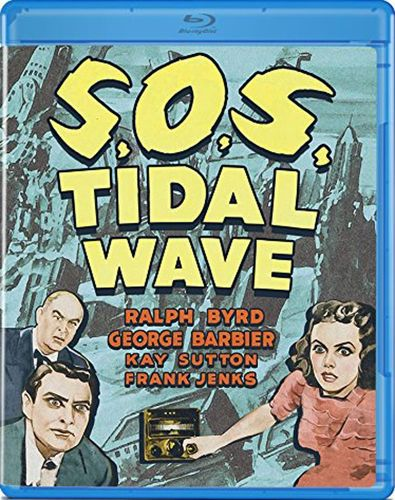 S.O.S. Tidal Wave [Blu-ray] [1939] 33510688