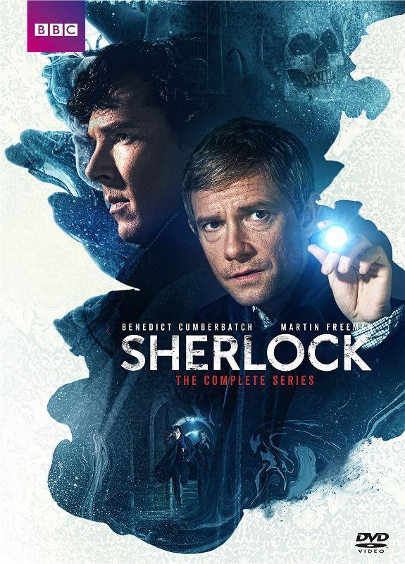 Sherlock: Series 1-4/Sherlock: The Abominable Bride [Gift Set] [DVD] 33513222
