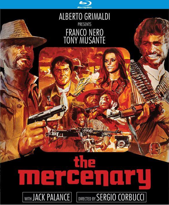 The Mercenary [Blu-ray] [1968] 33516819