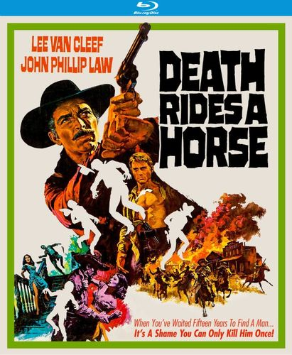 Death Rides a Horse [Blu-ray] [1969] 33516828