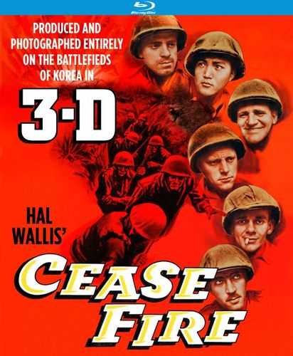 Cease Fire [3D] [Blu-ray] [Blu-ray/Blu-ray 3D] [1953] 33520666