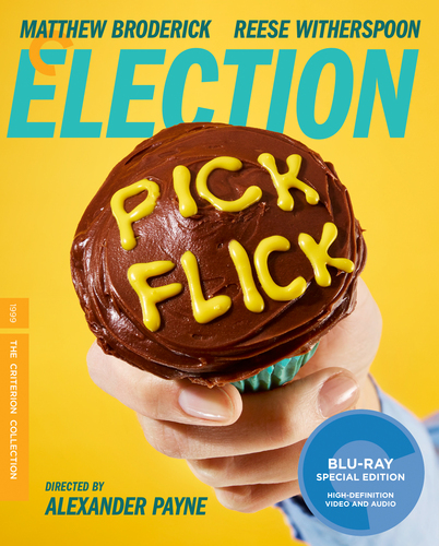 Election [Criterion Collection] [Blu-ray] [1999] 33526252