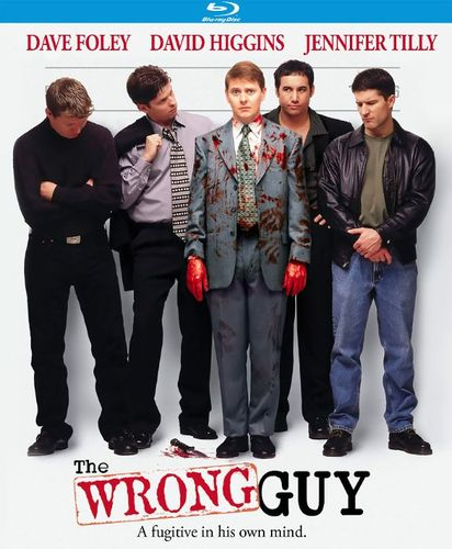 The Wrong Guy [Blu-ray] [1997] 33526302