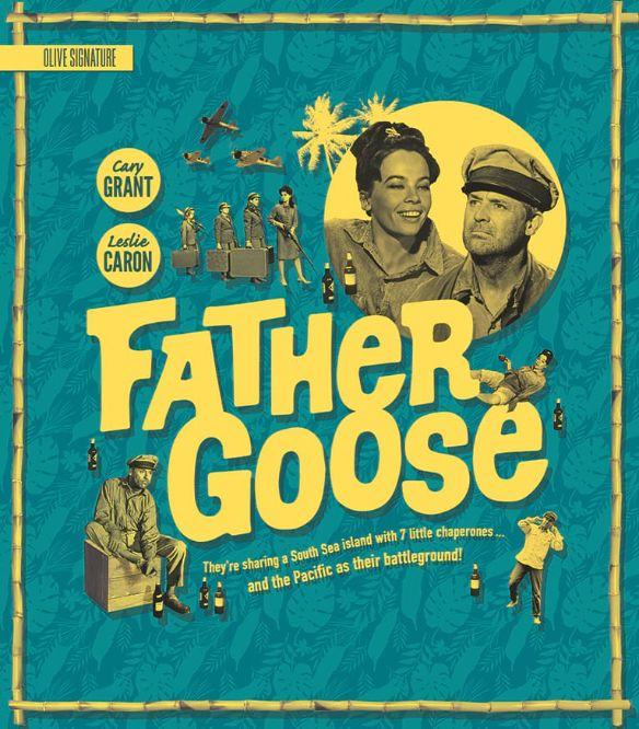 Father Goose [Blu-ray] [1964] 33529108