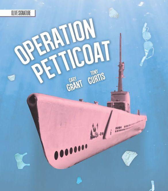 Operation Petticoat [Blu-ray] [1959] 33529117