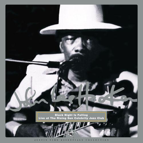 Black Night Is Falling: Live at the Rising Sun Celebrity Jazz Club [LP] - VINYL 33529785