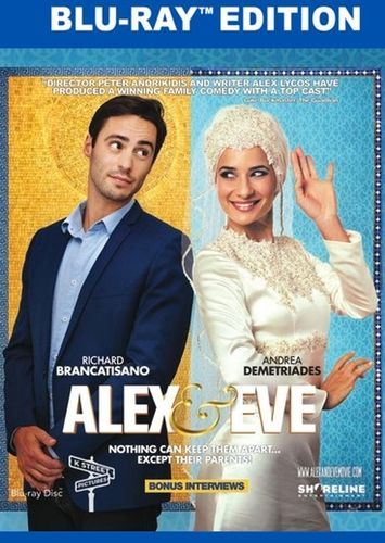Alex and Eve [Blu-ray] [2015] 33537081