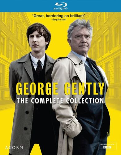 George Gently: The Complete Collection [Blu-ray] 33538314