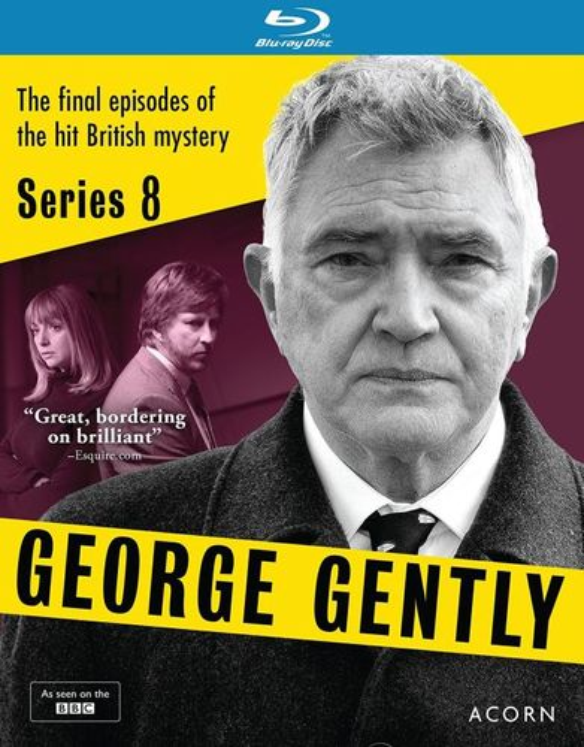 George Gently: Series 8 [Blu-ray] 33538332