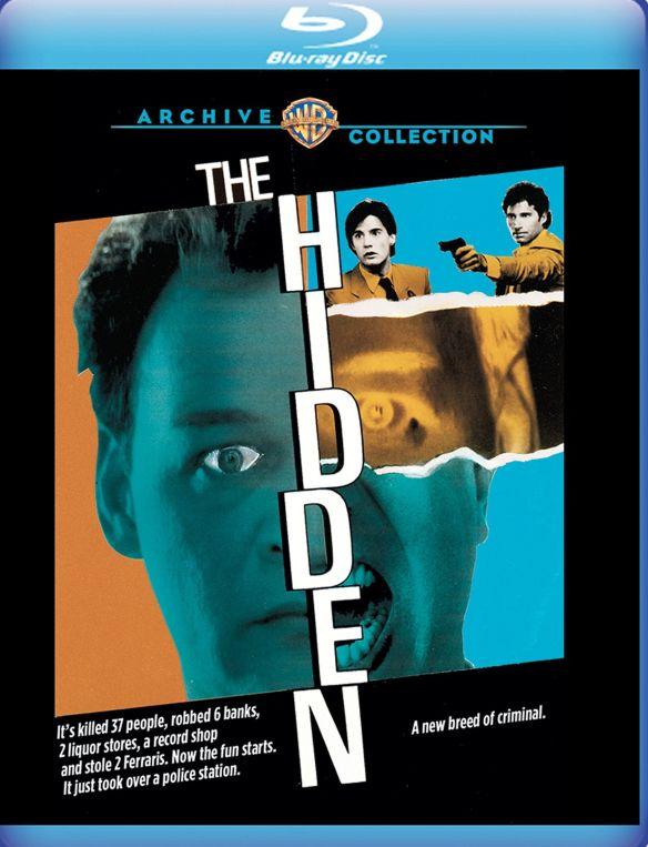 The Hidden [Blu-ray] [1987] 33538736