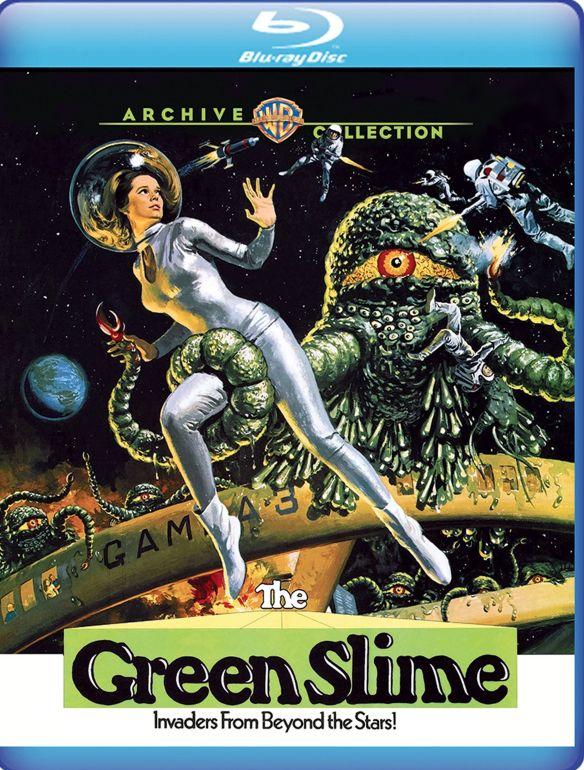 The Green Slime [Blu-ray] [1968] 33538845