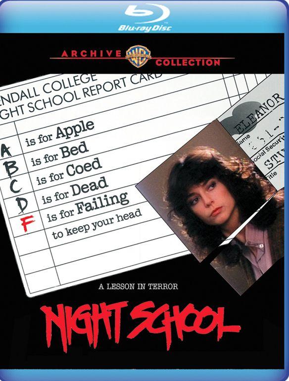 Night School [Blu-ray] [1981] 33538863