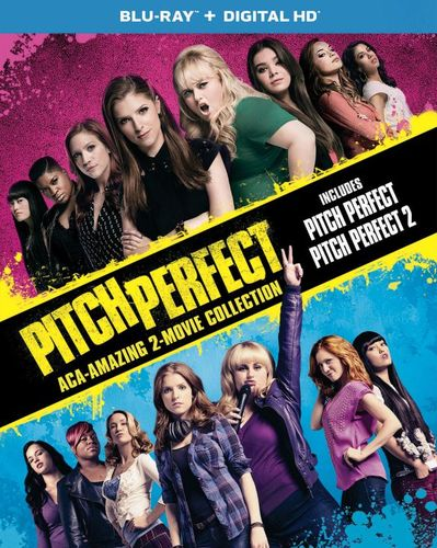 Pitch Perfect: Aca-Amazing 2-Movie Collection [Blu-ray] 33542293