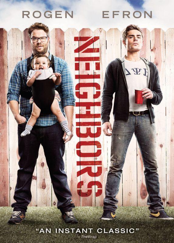Neighbors [DVD] [2014] 33542389