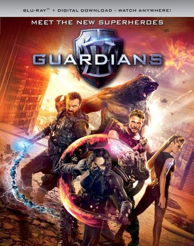 The Guardians [Blu-ray] 33548059