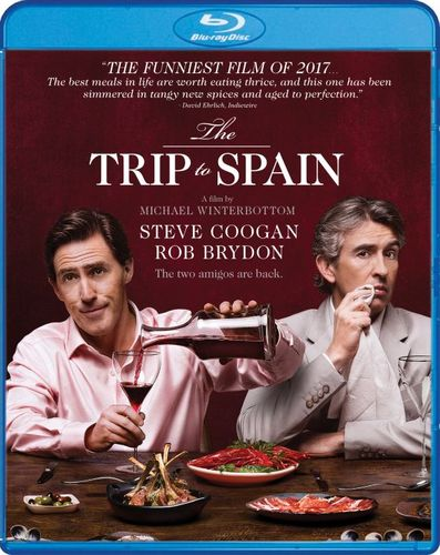 The Trip to Spain [Blu-ray] [2017] 33548452