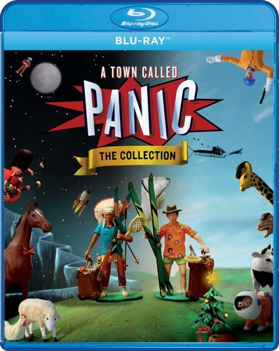 A Town Called Panic: The Collection [Blu-ray] [2009] 33548514