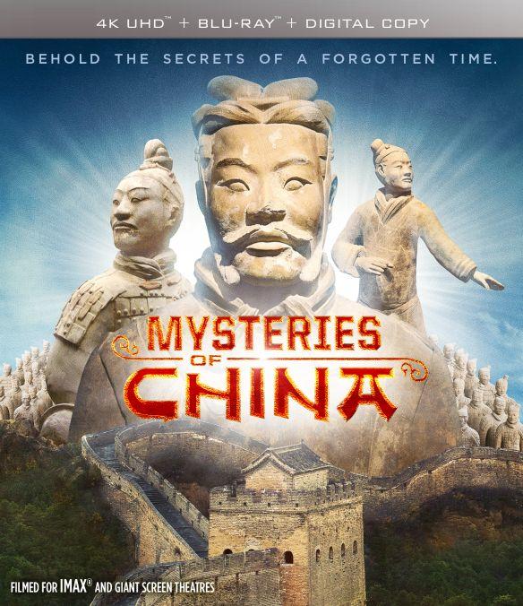 Mysteries of China [4K Ultra HD Blu-ray] [2 Discs] [2016] 33551141