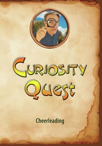 Curiosity Quest: Cheerleading [DVD]