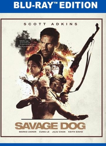 Savage Dog [Blu-ray] [2017] 33567559
