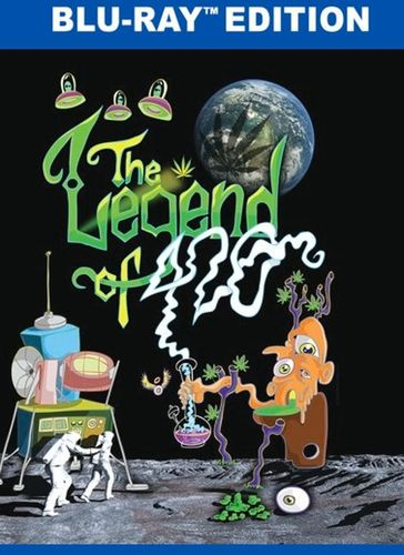The Legend of 420 [Blu-ray] [2017] 33567577