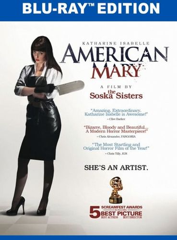 American Mary [Blu-ray] [2012] 33567613