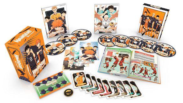 Haikyu!: Season 2 [Premium Collection] [Blu-ray] 33574367
