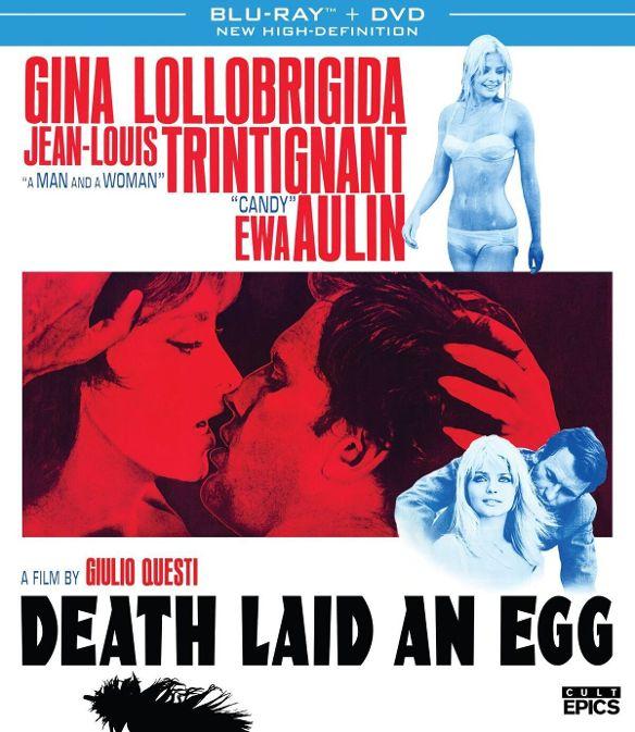 Death Laid an Egg [Blu-ray] [1968] 33575788