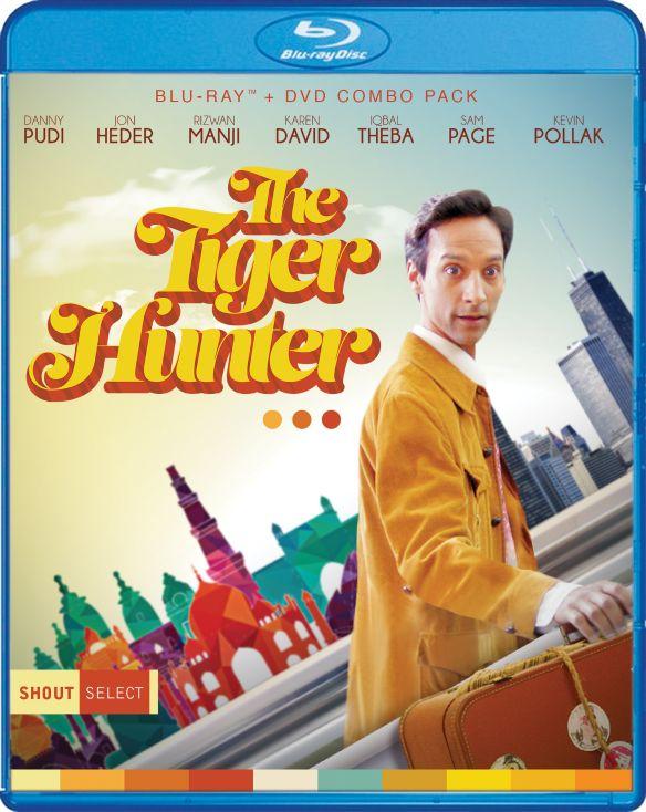 The Tiger Hunter [Blu-ray] [2016] 33585524