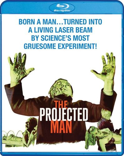 The Projected Man [Blu-ray] [1967] 33585542