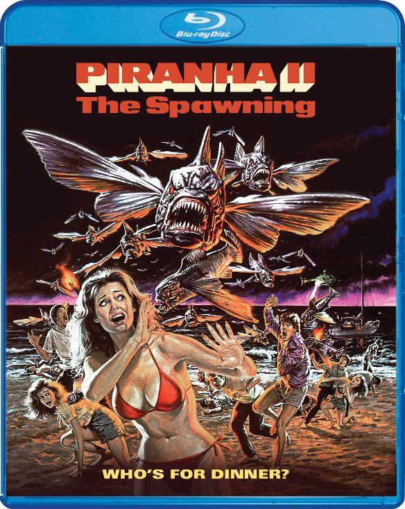 Piranha II: The Spawning [Blu-ray] [1981] 33586242
