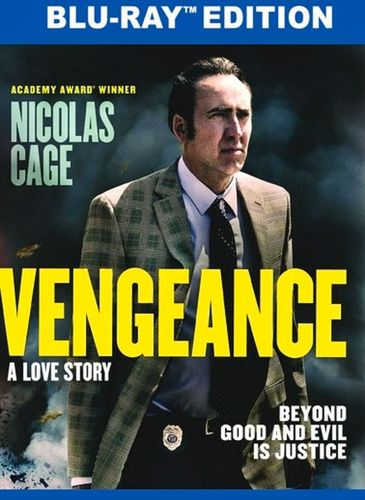 Vengeance: A Love Story [Blu-ray] [2017] 33614592