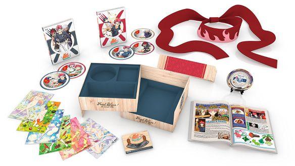 Food Wars!: Second Plate [Premium Box Set] [Blu-ray] [5 Discs] 33614965