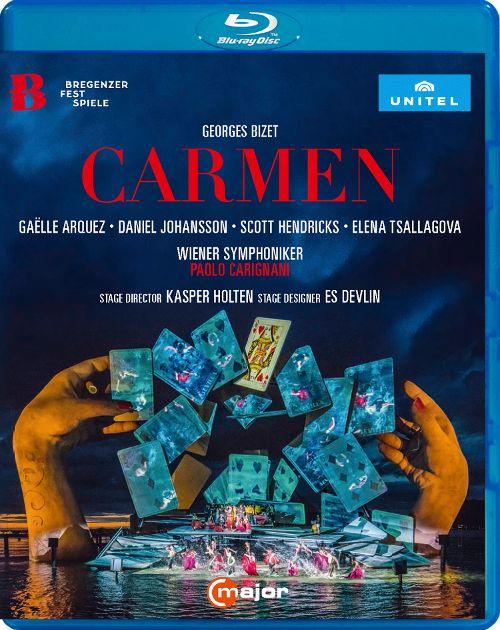Georges Bizet: Carmen [Video] [Blu-Ray Disc] 33615196