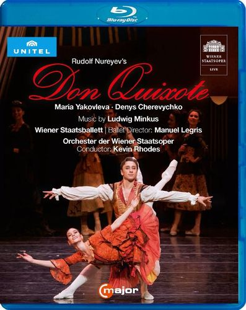 Ludwig Minkus: Don Quixote [Video] [Blu-Ray Disc] 33615229