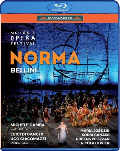 Bellini: Norma [Video] [Blu-Ray Disc] 33615882