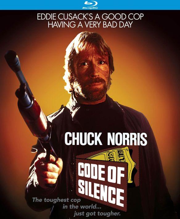 Code of Silence [Blu-ray] [1985] 33615991