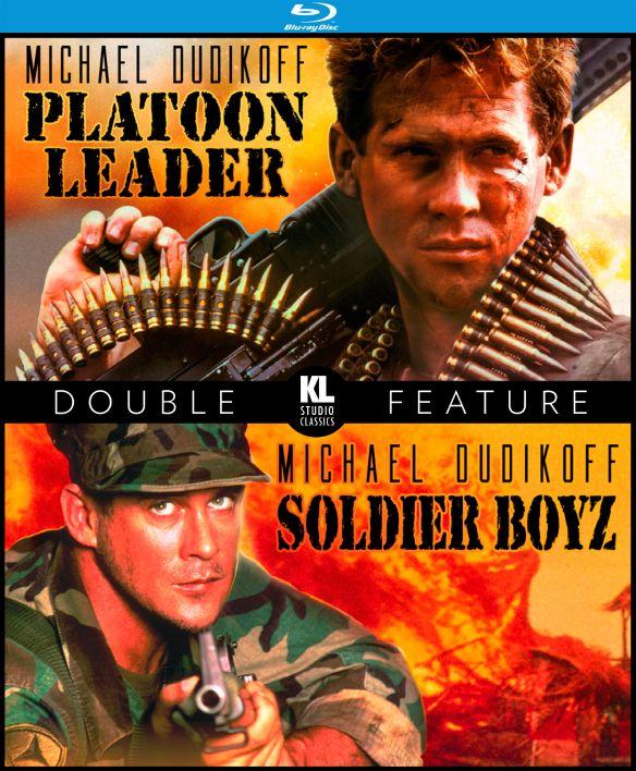 Platoon Leader/Soldier Boyz [Blu-ray] 33616026