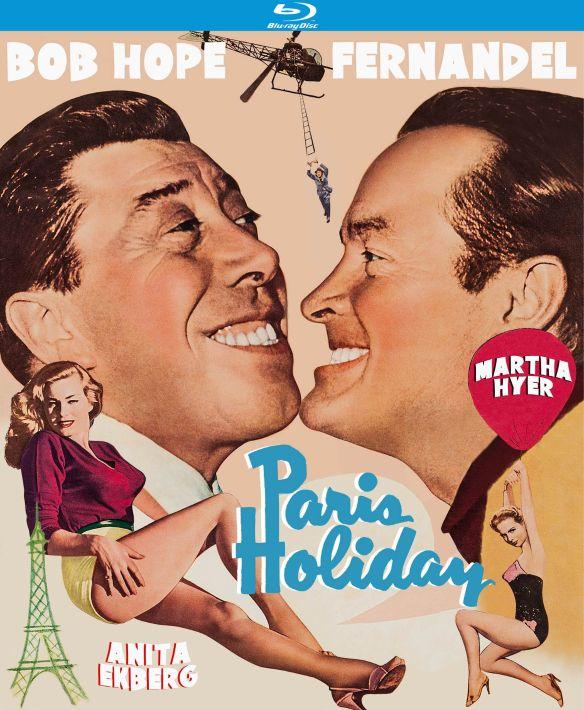 Paris Holiday [Blu-ray] [1958] 33616071
