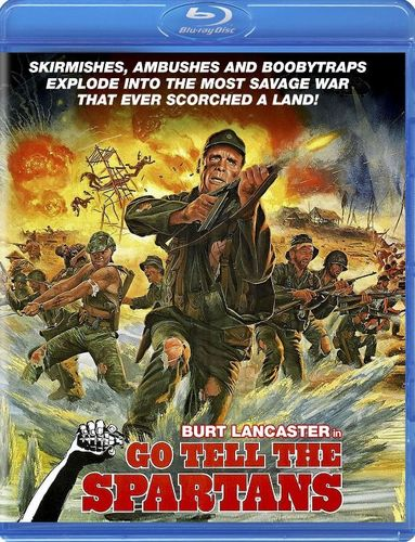 Go Tell the Spartans [Blu-ray] [1978] 33616332