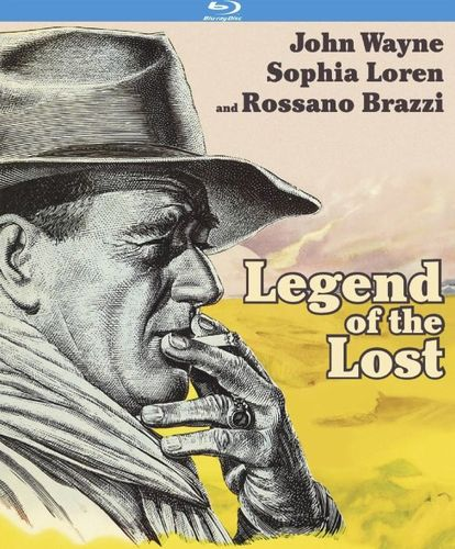 Legend of the Lost [Blu-ray] [1957] 33619261