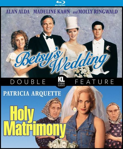 Betsy's Wedding/Holy Matrimony [Blu-ray] 33619302
