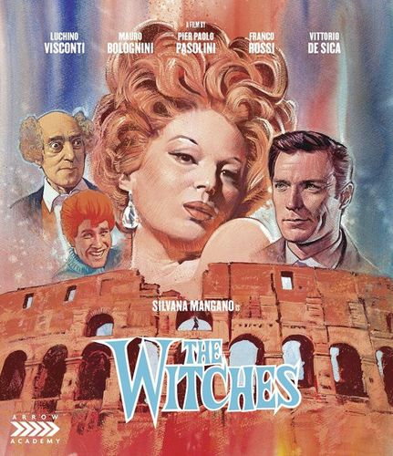 The Witches [Blu-ray] [1967] 33631155